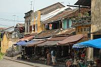 The Old Market Square in Hoi An